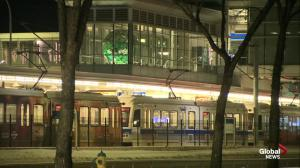 Man taken to hospital after stabbing at Century Park LRT Station