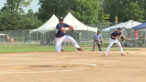 The Napanee Express are 3-0 at the Canadian U-19 fastball tournament