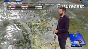 Edmonton Weather Forecast: Nov. 10