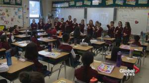 Calgary elementary students join 'The Great Kindness Challenge'