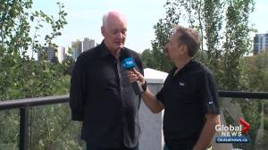 Interview with Colin Mochrie at 2019 Edmonton International Fringe Theatre Festival