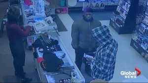 Video of two brothers implicated in Smollett attack show them purchasing ski masks, red hats