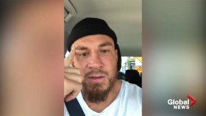 New Zealand shooting: NZ rugby star Sonny Bill Williams posts tribute to mosque victims