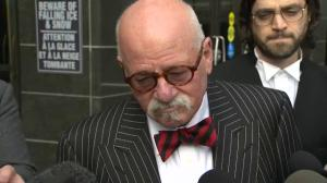 Justin Bourque's attorney said judge had no choice to give harsh sentence