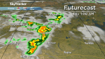 Saskatoon weather outlook: unsettled kickoff to August