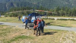 Squamish seeing uptick in search and rescue operations