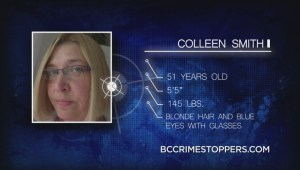 Crime Stoppers: Colleen Smith