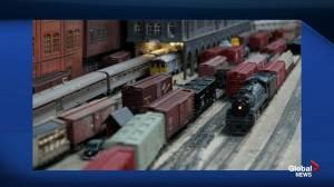 Model train lovers unite at Manitoba Mega Train hobby show