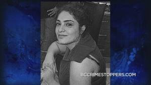 Crime Stoppers: Sara Norouzy (01:38)