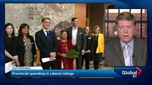 BC NDP boost their presence in Liberal ridings