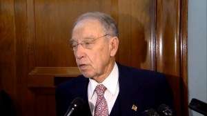 Grassley says he will vote in favour of bill to protect Mueller 'if it comes to a vote'