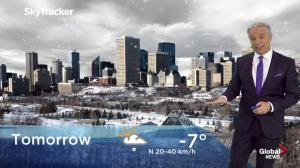 Edmonton Morning Weather: Tuesday, Feb. 19