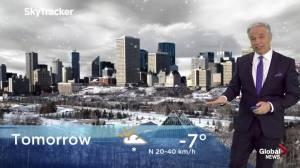 Edmonton Morning Weather: Tuesday, Feb. 19