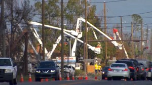 Cleanup continues in Florida after Hurricane Michael