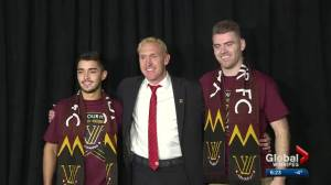 Winnipeg's Valour FC signs two homegrown players