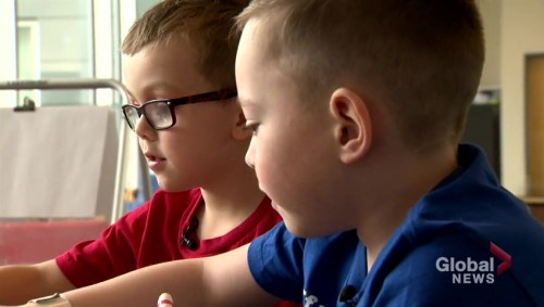 Ontario children with Cerebral Palsy access life altering treatment, develop special friendship