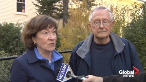 'I will not live in fear' says Sen. Susan Collins after husband receives letter said to contain ricin