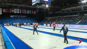 Fans flock to Lethbridge Enmax Centre for 2019 Pioneer Hi-Bred World Men's Curling Championship