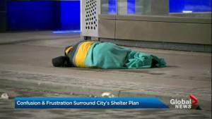 Toronto ombudsman investigates winter service availability, access for city's homeless