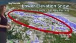 B.C. evening weather forecast: Apr 25