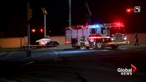 1 person dead after single-vehicle collision on 14 St in northwest Calgary