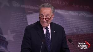 Senator Schumer calls for appointment of special prosecutor