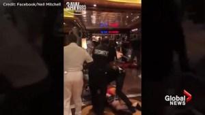 Violent brawl erupts aboard 'Carnival Legend' cruise ship in Australia