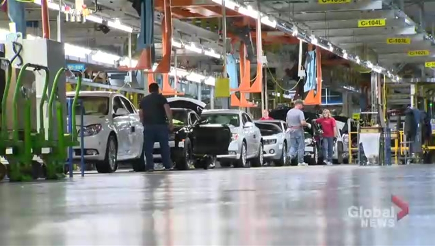 GM to close 5 factories, including Hamtramck and Warren