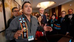 AFN National Chief urges national approach to lower suicide rates amongst Indigenous youth (01:20)