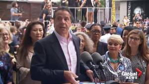 Andrew Cuomo supports equal pay for USWNT
