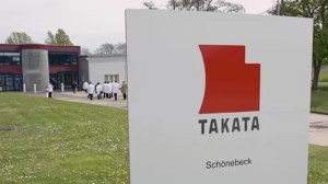 Takata recall expected to be largest in U.S. history