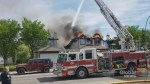 Homeowner facing charges as crews fight multi-home fire in northeast Calgary