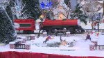 Volunteers set up Christmas Village display, a must see to believe project