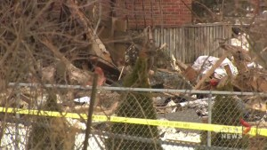 House explosion in Caledon Ont. leaves one person dead