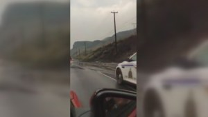 Dozens of mudslides affecting interior highways