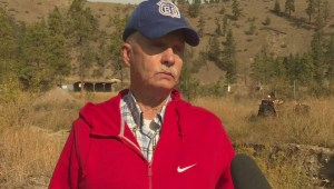Flood evacuees petition for creek fix near Oliver, B.C.