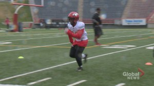 Calgary Stampeders month long push to opening day begins with rookie camp