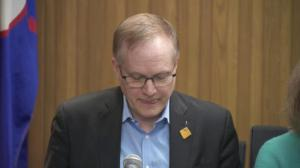 NDP MP Peter Julian with his parties thoughts on the NEB decsion