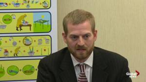 There is no magic cure for Ebola that's being withheld: Dr. Kent Brantly