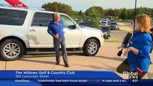 PGA star Curtis Strange in Saskatoon for the Synergy 8 golf tournament