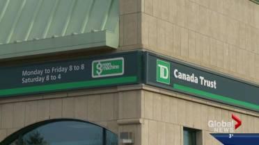 Alberta addiction centre calls for boycott of TD Canada