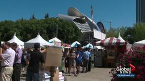 Confusion over what to do with Taste of Edmonton in 2018