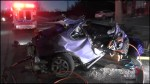 Two seriously injured in Milroy Drive crash in Peterborough