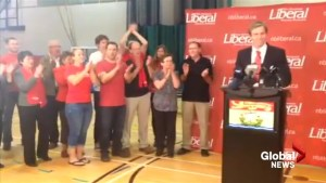 NB Election: Liberals celebrate majority government