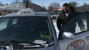 Winnipeg taxis make changes ahead of ride-sharing competition arriving