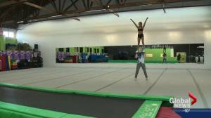 Local cheerleader shares unexpected rise to top