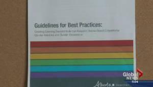 Edmonton Catholic School trustees pass inclusivity policy; suspend basic school fees for 2016-17