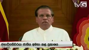 Sri Lanka president says he will change defence chiefs after terror attacks (00:45)