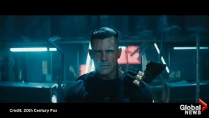 Movie trailer: Deadpool 2