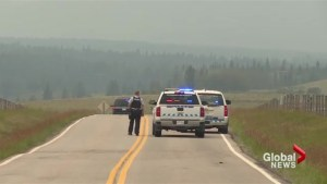 Alberta RCMP on scene of shooting near Morley